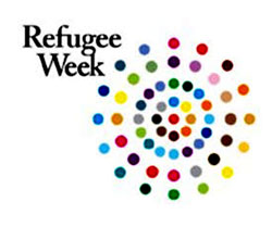 0618 Refugee week 3 logo