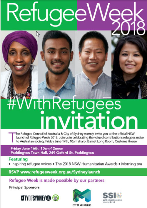 0618 Refugee week 4 invite