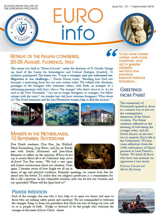 1018 Newsletters Euroinfo 1