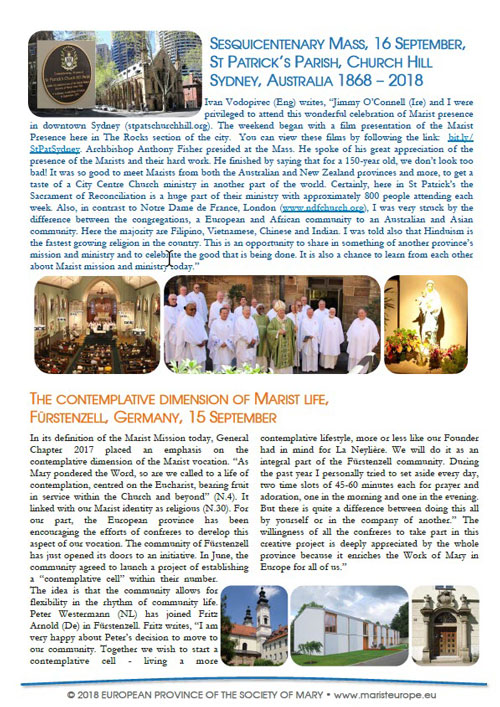 1018 Newsletters Euroinfo 2