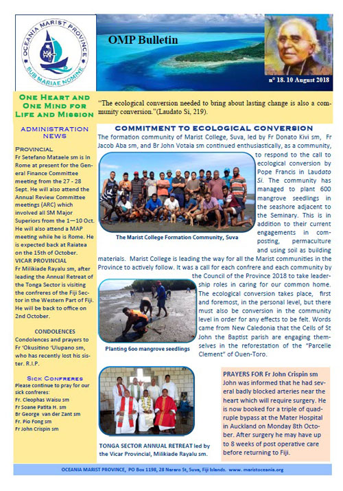 1018 Newsletters OMP